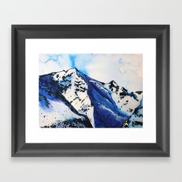 I-70 Framed Art Print