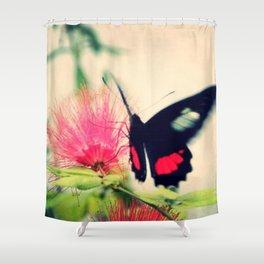 little beauty Shower Curtain