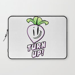 Turn Up Laptop Sleeve