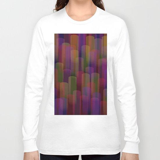 Abstract 101 Long Sleeve T-shirt