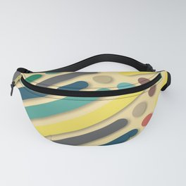 Smooth Retro Fanny Pack