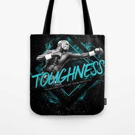 Floyd Mayweather Motivationl Art and Quote Tote Bag