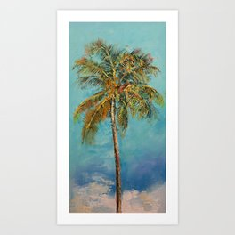 Palm Tree Kunstdrucke