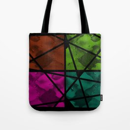 PIECES OF FISH Tote Bag