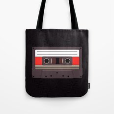 Compact Cassette Tote Bag