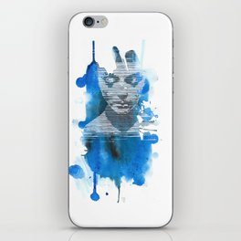Electronica No.2 iPhone Skin