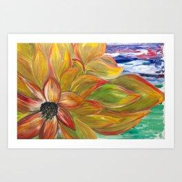 Sunshine, So Divine Art Print