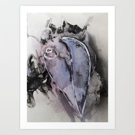 Shell #2 Art Print