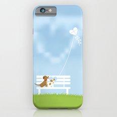 Dogs In Love Slim Case iPhone 6