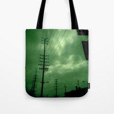 Urban Lines Tote Bag