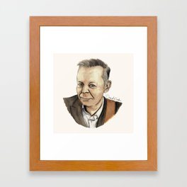 Tommy Emmanuel Framed Art Print