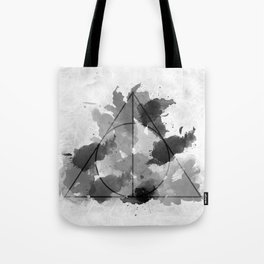 The Gifts Black and White Version Tote Bag