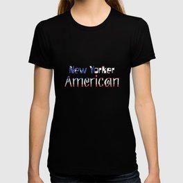 New Yorker American T-shirt