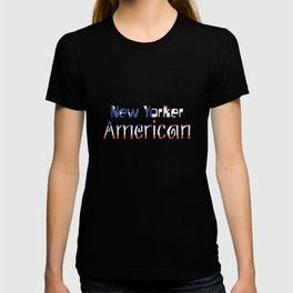 New Yorker American T-shirt