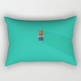 Mr. Sneaky Rectangular Pillow