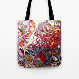 abstract 11 Tote Bag