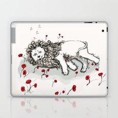 Cowardly Lion Laptop & iPad Skin