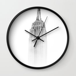 NYC Empire state (designer) Wall Clock