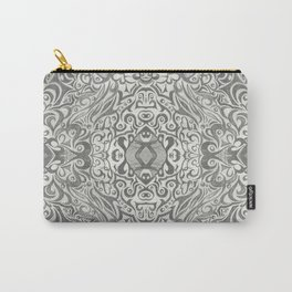 Sketch Core Pattern Carry-All Pouch
