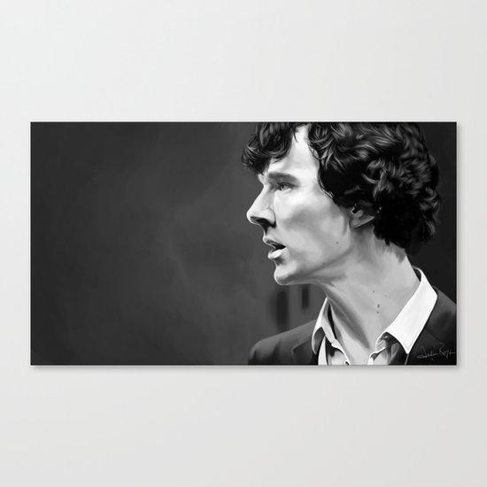 Oh Canvas Print