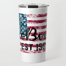 CocoBowlz EST1981 Tee Shirt Travel Mug