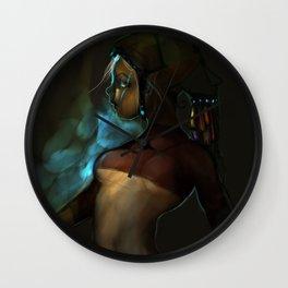 Next Eden Wall Clock