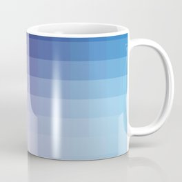 Lumen, Blue and Purple Glow Coffee Mug