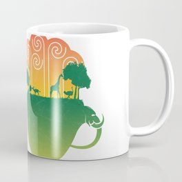 Cup of Nature Coffee Mug