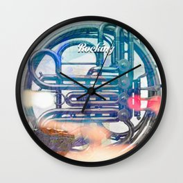 Beta Wall Clock