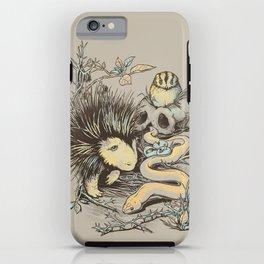 Haunters of the Waterless iPhone Case