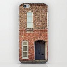 Morris Avenue Birmingham Alabama iPhone & iPod Skin