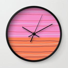 Eleionomae Wall Clock