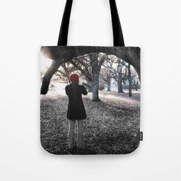 Enchanted III Tote Bag