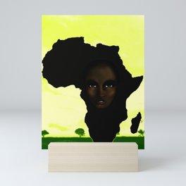 Mama Africa Mini Art Print