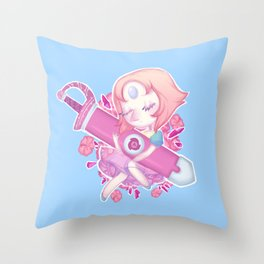 Pearl Throw Pillow