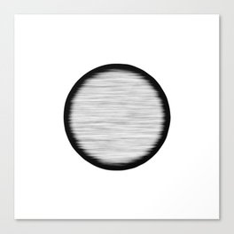 Centered #01 Canvas Print