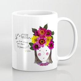 I'm a Girl Coffee Mug
