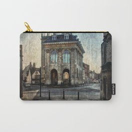 The Town Hall At Abingdon Carry-All Pouch