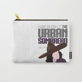 The Urban Sombrero Carry-All Pouch