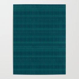 Pattern Design #001 Poster