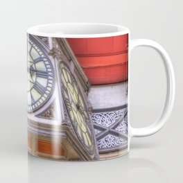 Paddington Station Clock Coffee Mug
