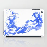 final fantasy iPad Cases featuring FINAL FANTASY X  by DrakenStuff+
