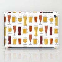 beer iPad Cases featuring Beer  by Cute to Boot