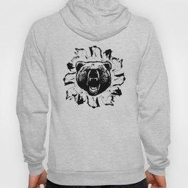 Bear & Roses Hoody