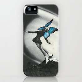 Everybody needs a dream iPhone Case
