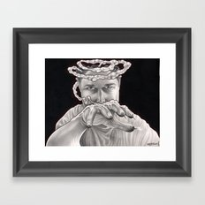 Heinsight Framed Art Print