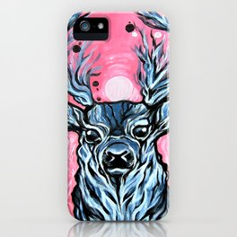 Hirsch iPhone Case