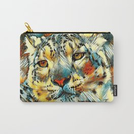 AnimalArt_Leopard_20170602_by_JAMColorsSpecial Carry-All Pouch