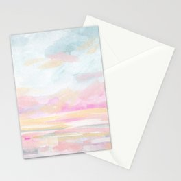 So Alive - Bright Ocean Seascape Stationery Cards