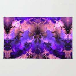 Astral Worlds - Irises Rug